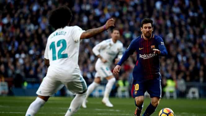 Lionel Messi, omul-record în El Clasico: cele mai multe goluri, cele mai multe pase decisive și cel mai tânăr marcator