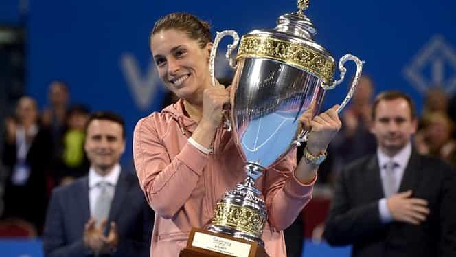 Andrea Petkovic s-a impus la turneul WTA de la Sofia