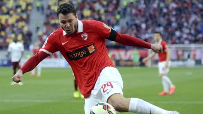 """Marius Niculae a semnat cu CS Dinamo. """"Săgeată"""" va juca în Liga a 4-a"""