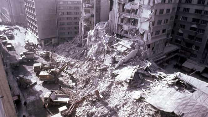 """Cutremurul din 4 martie 1977. Povestea bărbatului care a supravieţuit 10 zile sub dărâmături: """"Vei săpa până îl vei găsi, viu sau mort!"""""""