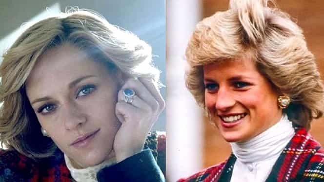 Prințesa Diana o bântuie pe Regina Elisabeta. Ce va scoate la iveală filmul în care îi dă viață Kristen Stewart