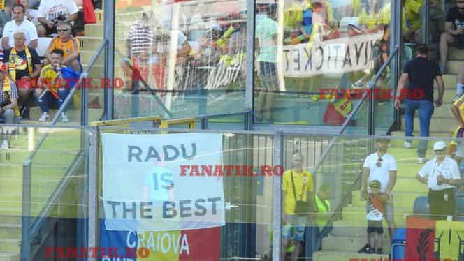 3500 de fani români au făcut show în tribunele stadionului din San Marino! O parte a galeriei a înjurat Ungaria