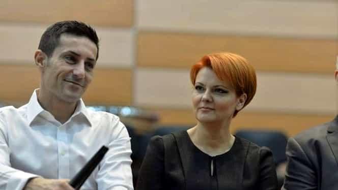 Lia Olguța Vasilescu e o femeie de carieră! Cine are grijă de fiul ei, în tot acest timp