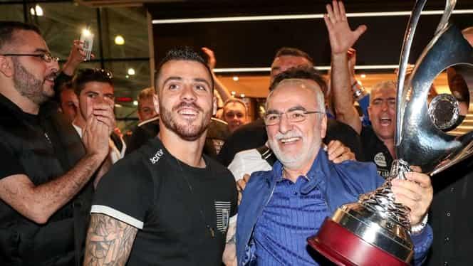 Ivan Savvidis, îngerul şi demonul lui PAOK Salonic! Soldatul care a ajuns patronul lui Răzvan Lucescu