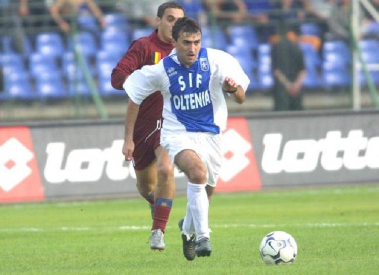 Ionuț Luțu la iubirea sa cea mare, Universitatea Craiova, la care a jucat în 5 perioade diferite!