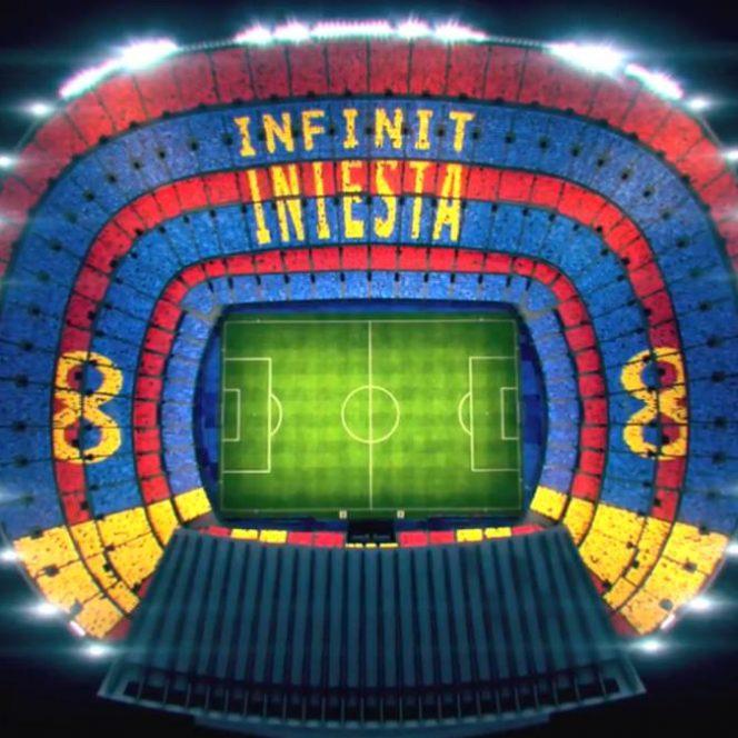 Iniesta plecare de la Barcelona