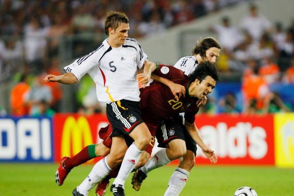 Finala mică de la Campionatul Mondial din 2006