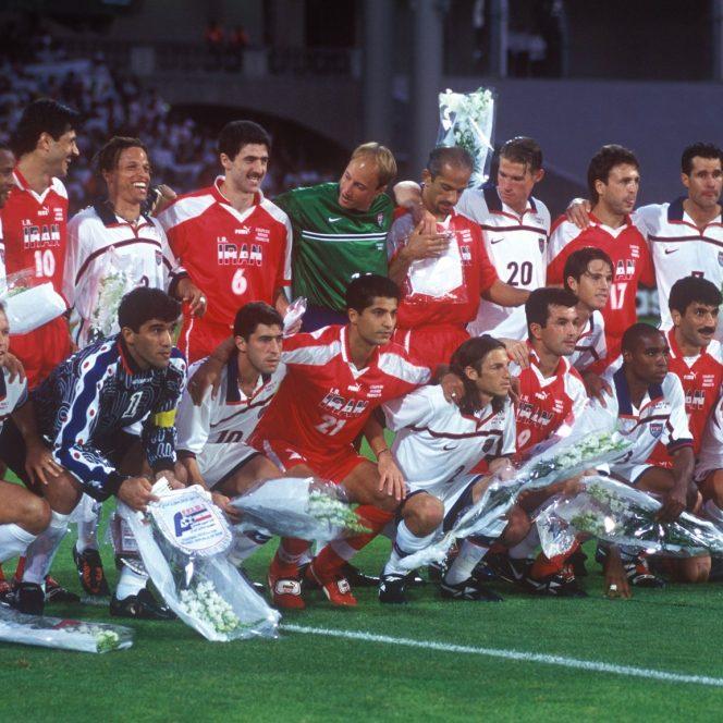 SUA - Iran 1-2 la Campionatul Mondial din 1998