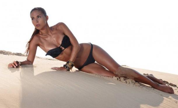 Ann Kathrin Brommel este iubita fotbalistului german Mario Gotze.