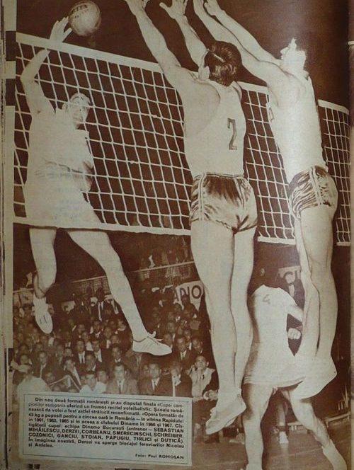 În 1966, Dinamo și Rapid disputau prima finală 100% românească în Cupa Campionilor Europeni. Câștiga Dinamo, iar un an mai târziu istoria se repeta.