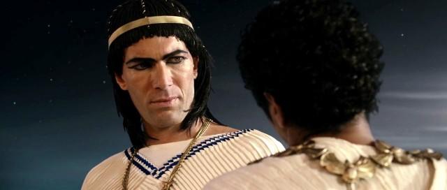 Fostul fotbalist de la Real Madrid, Zinedine Zidane, a fost un actor de succes şi a apărut în