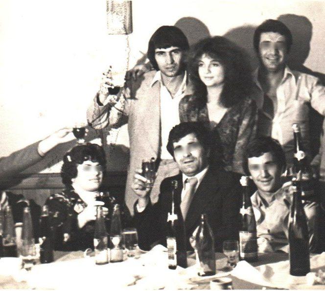 Victor Pițurcă la cununia cu Maria, soția alături de care este de mai bine de 35 de ani, în ciuda unor aventuri de notorietate ale fostului atacant