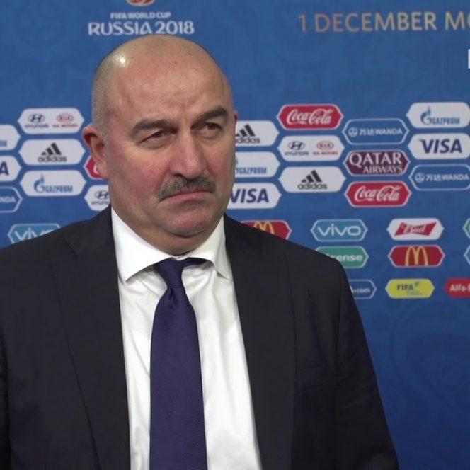 Stanislav Cherchesov, selecţionerul naţionalei Rusiei pentru Campionatul Mondial din 2018