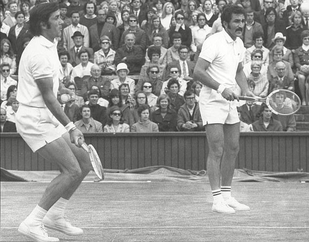 Ion Țiriac și Ilie Năstase, dublul de aur al tenisului românesc, cîștigători a peste 70 de turnee în perioada 1968-1974