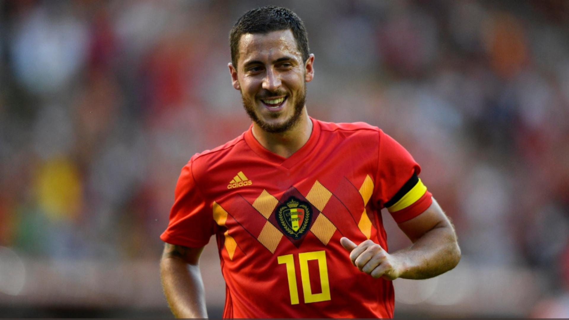 Belgia Campionatul Mondial Eden Hazard  Vedeta Belgiei