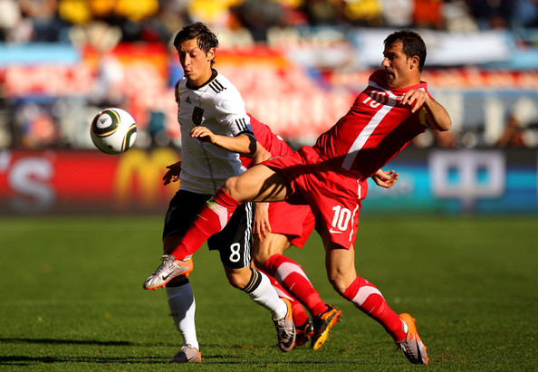 Dejan Stankovic la Campionatul Mondial din 2010