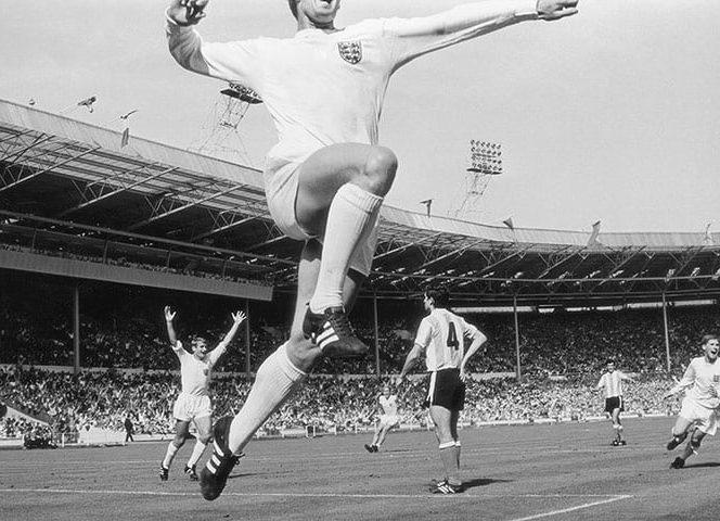 Fotografii rare din fotbal. 23 iulie 1966: Wembley, Londra, Anglia - Argentina, sferturi de finală ale Campionatului Mondial