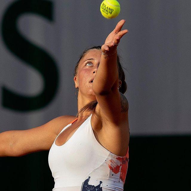 O româncă a răbufnit după Roland Garros. Andreea Prisăcariu admite că este mai corpolentă și că se mișcă mai greu pe teren