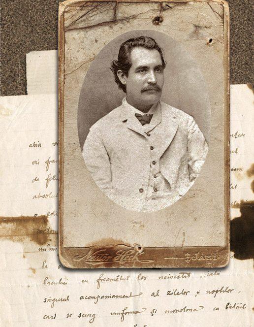 Ultimele versuri ale lui Mihai Eminescu au fost scrise pe un carnețel găsit în halatul de spital în care și-a găsit sfârșitul pe 15 iunie 1889
