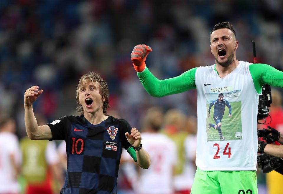 FIFA l-a avertizat pe Daniel Subasic