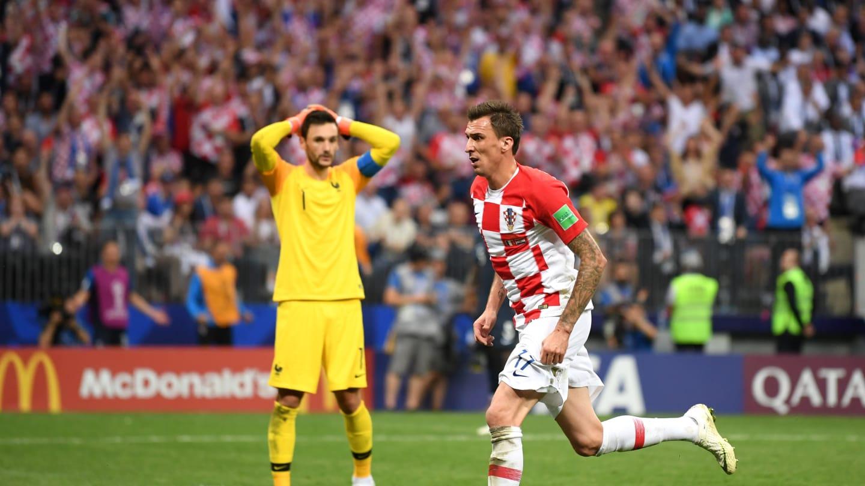 Franţa - Croaţia 4-2 . Vezi rezumat video! Franţa, campioană mondială.
