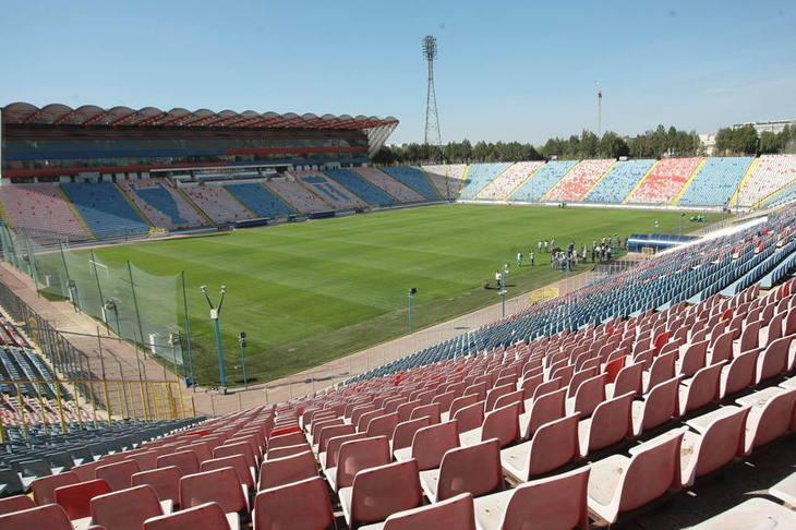 stadionului Ghencea. Va fi gata în apropiere de startul Euro 2020. Aici a jucat Steaua cu Anderlecht şi naţionala în 198 9 cu Danemarca