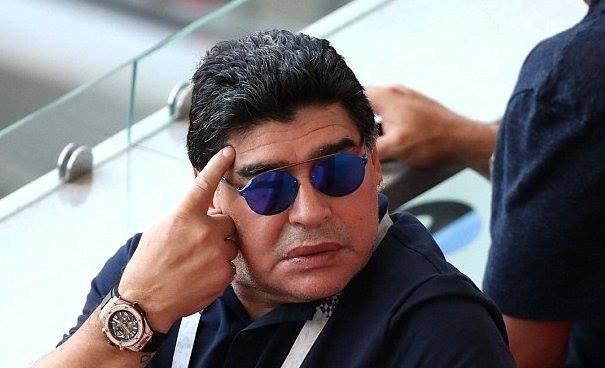 Diego Armando Maradona s-a supărat pe jurnaliștii argentinieni, după ce nu a fost nominalizat ca un posibil succesor al lui Jorge Sampaoli la echipa națională