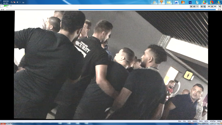 Omrani, Rus şi Arlauskis, scandal la Untold! Au fost evacuaţi de securitate. Video 10