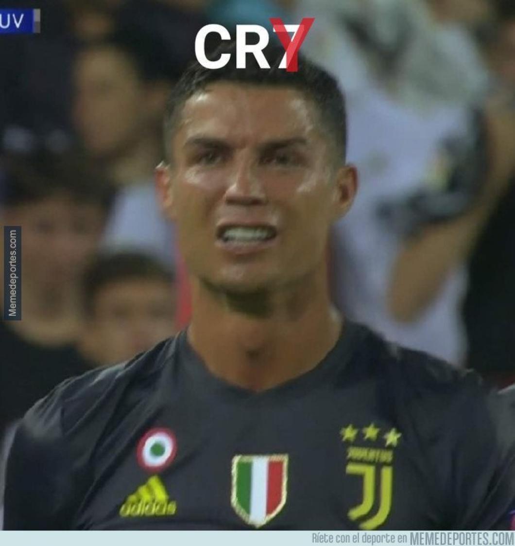 CR7 - CRY