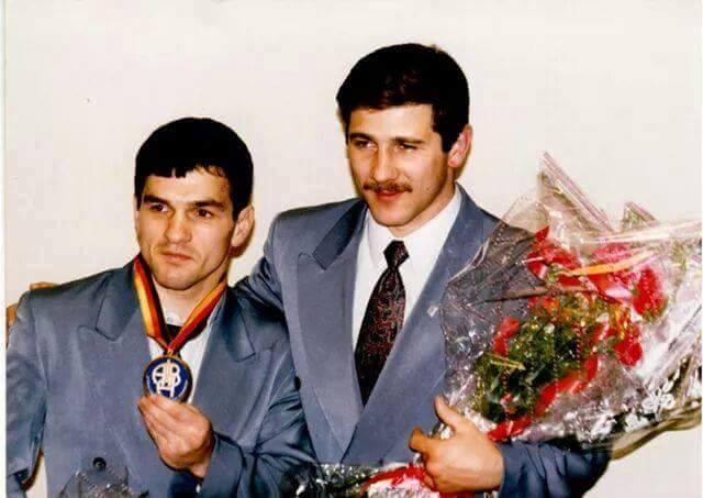 Francisc Vaştag, primul român campion mondial la box. În 1995 a cucerit al treilea titlu la Berlin