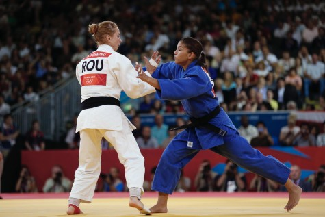 Alina Dumitru, prima judoka din România care a devenit campioană olimpică