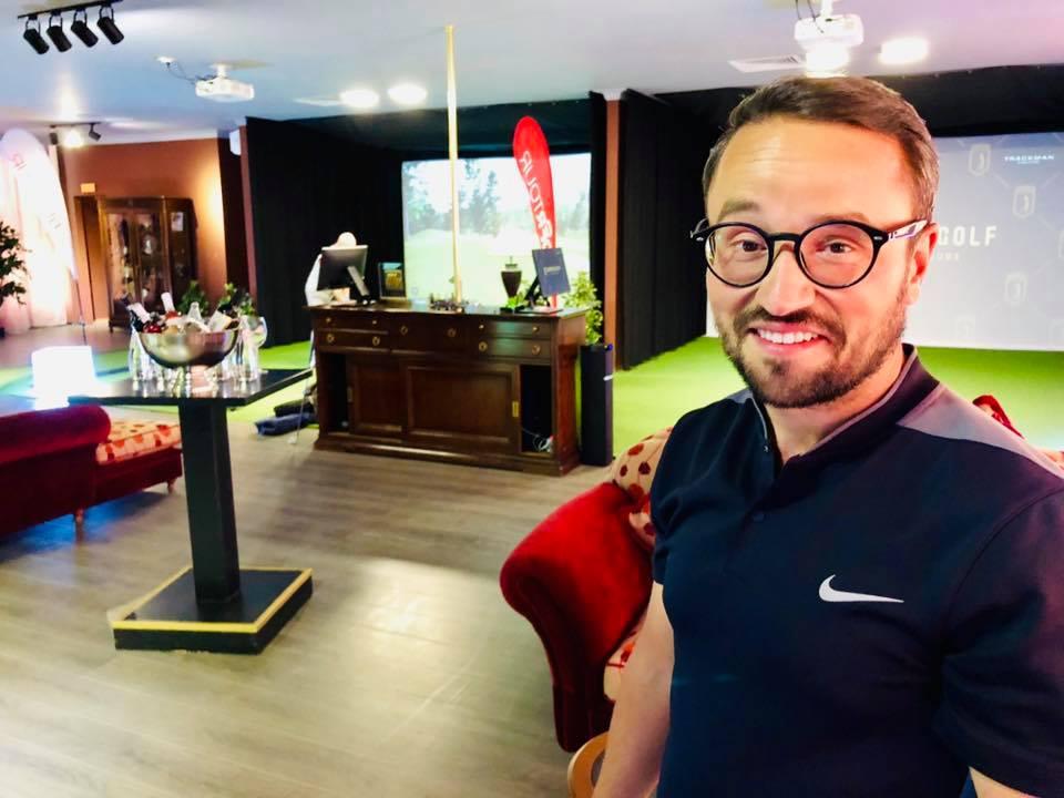 Mircea Mirco Stoica, PGA Assistent, a susținut cu zâmbetul pe buze un work shop pe teme de tehnologie, cu două secțiuni, una teoretică și una practică