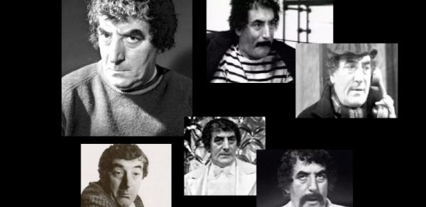 Cornel Dinu a fost prieten cu mulți actori, printre care, la loc de frunte, imensul Toma Caragiu, dispărut prematur la cutremurul din 1977