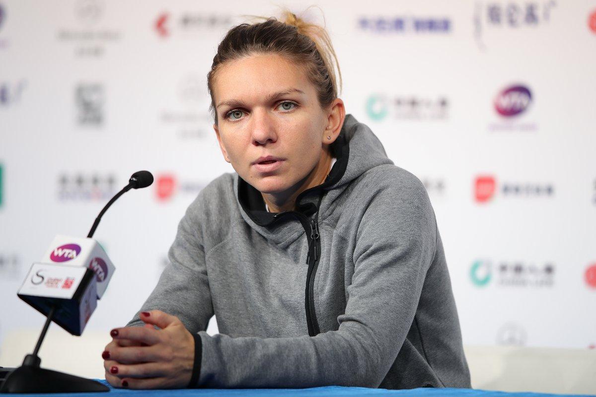 Simona Halep acuză dureri din cauza herniei de disc şi în afara terenului de tenis!