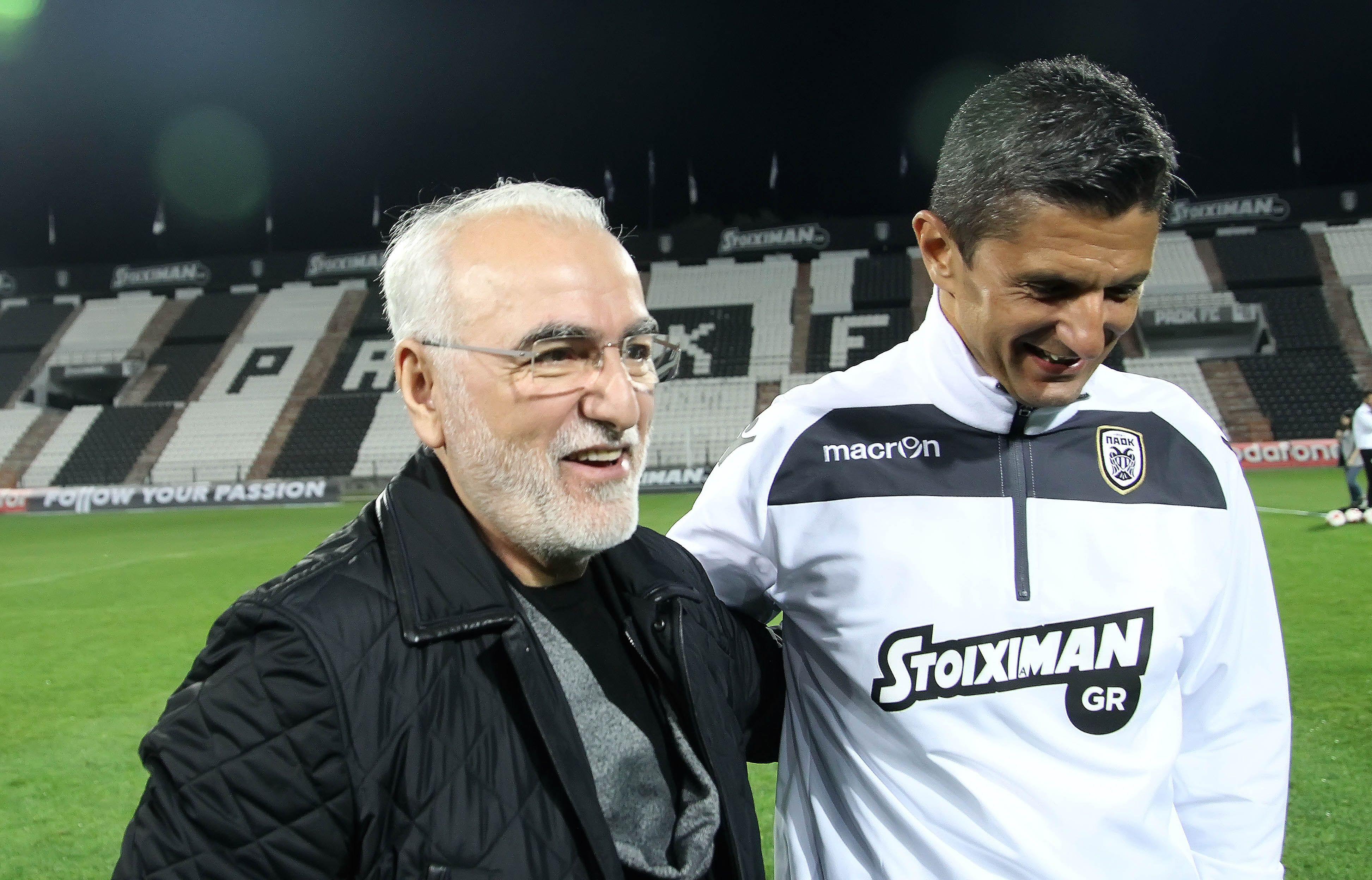 Ivan Savvidis, îngerul şi demonul lui PAOK Salonic. Patronul grecilor, alături de Răzvan Lucescu