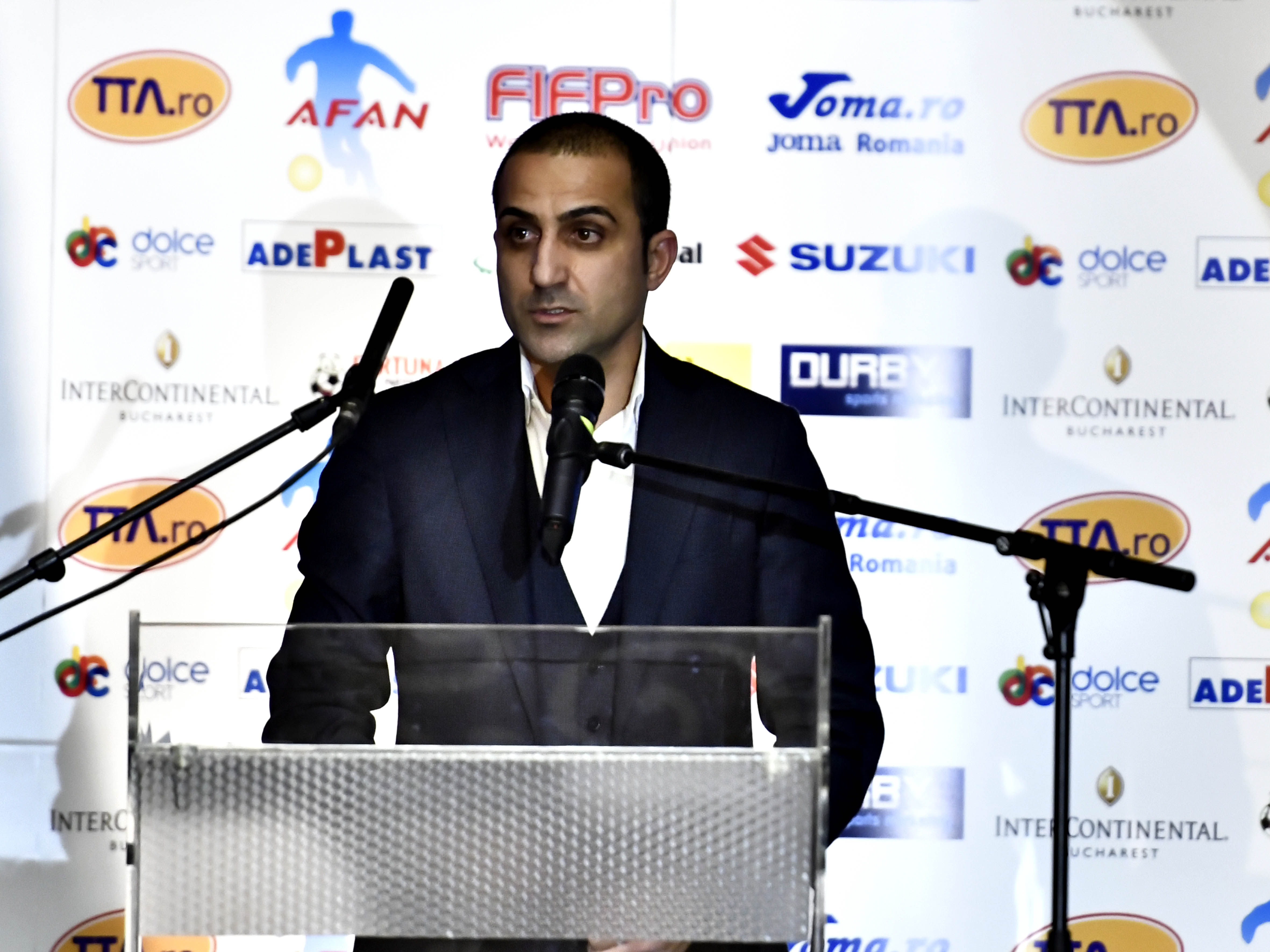 A fost blat la Steaua - Rapid în Cupa UEFA Marin și Tamaș