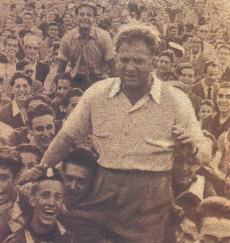 Alfred Schaffer este antrenorul legendar al lui AS Roma, care i-a adus echipei primul titlu în Serie A