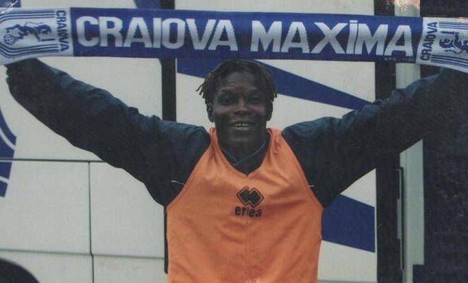 Mariko Daouda, jucătorul jignit groaznic de primarul Craiovei