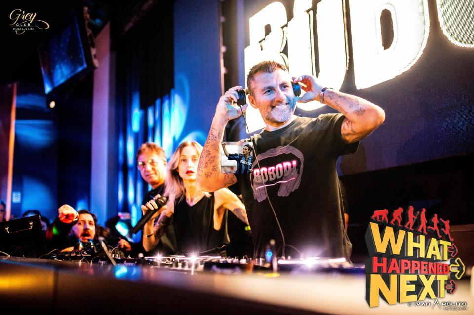 Christian Vieri s-a făcut DJ și mixează în marile cluburi