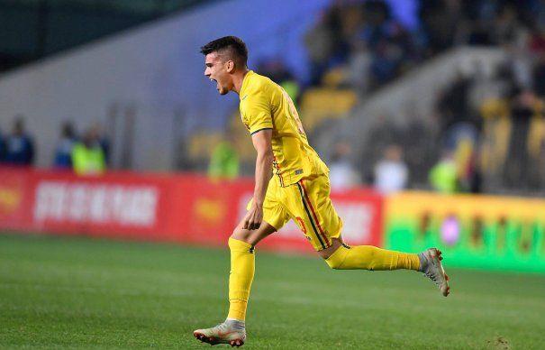 Ianis Hagi va debuta la naționala României, la 18 ani după ultima apariție a tatălui său în tricolor