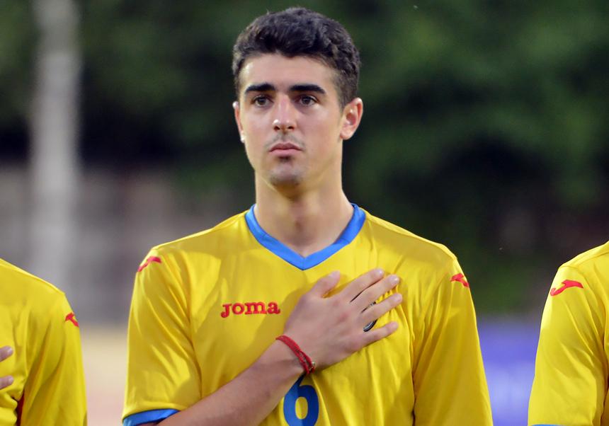 Alex Pașcanu a ales cu sufletul să reprezinte România, cu toate inconvenientele pentru un cetățean... britanic!