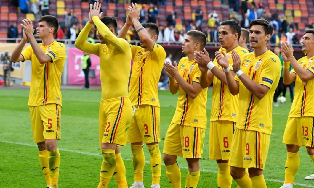 """Tudor Băluță a fost integralist în ultimul meci al echipei naționale, egalul alb cu Serbia, pe """"Arena Națională"""", pe 14 octombrie 2018"""