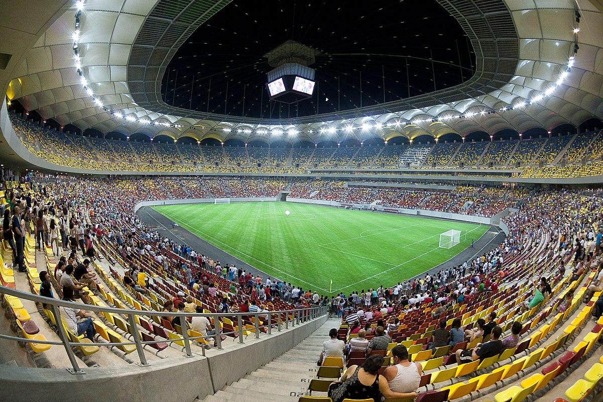Stadioanele din România care pot găzdui CM 2030