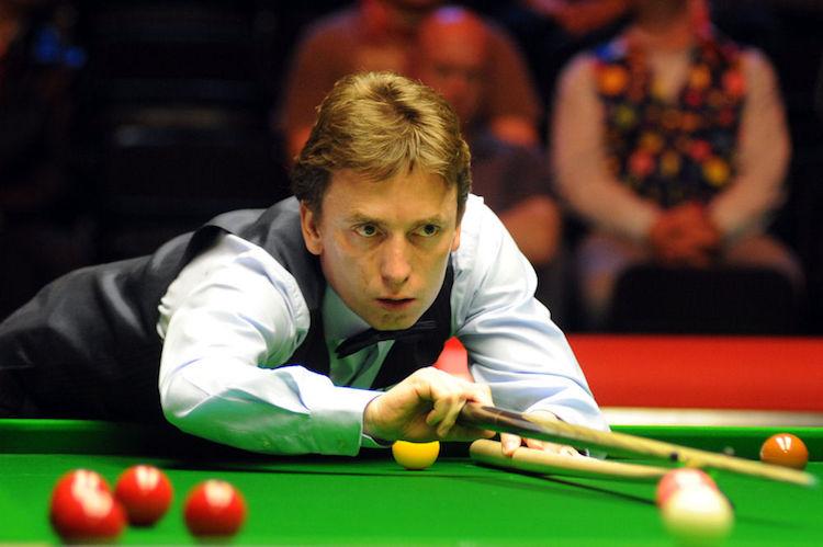 Ken Doherty, campion mondial la snooker în 1997. A pierdut alte două finale, în 1998 și 2003