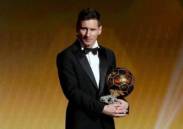 Care au fost câştigătorii Balonului de Aur. Lionel Messi are şi el tot cinci succese. Ultimul în 2015