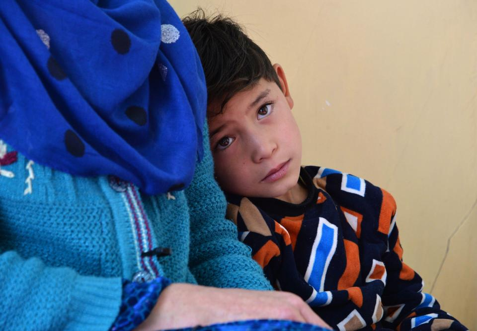 Familia nu l-a mai lăsat la școală de teamă să nu fie răpit