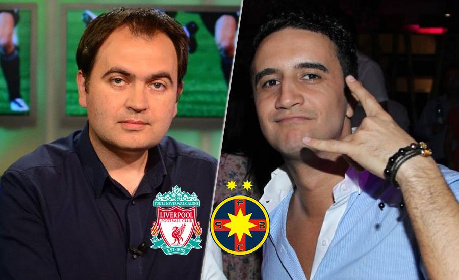 """INJURATURI ca la usa cortului intre Mihai Mironica si Lucian, nepotul lui Gigi Becali! """"Sclavule!"""" / """"Breloc de puscarias!"""""""