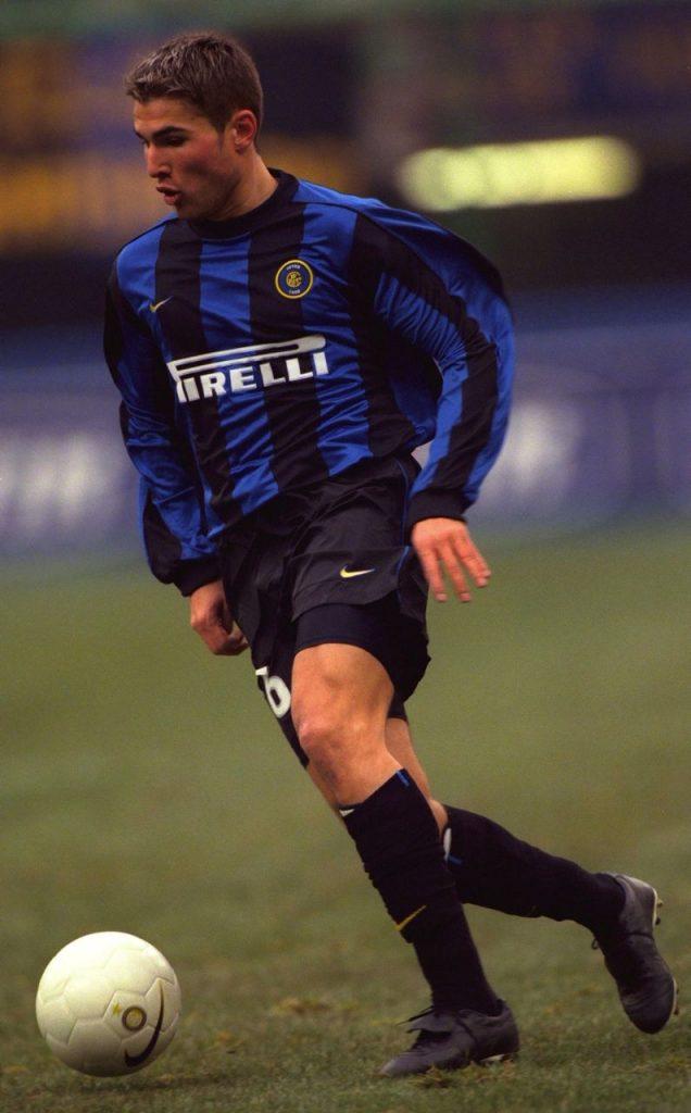 Adrian Mutu Internazionale Milano