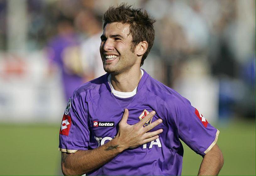 Adrian Mutu Fiorentina