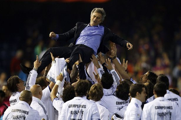 Jose Mourinho a vorbit despre revenirea la Real Madrid. I-a antrenat pe spanioli timp de trei ani